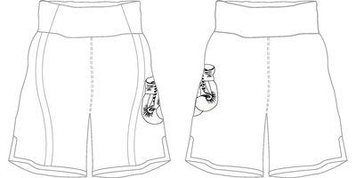 Touch Gloves BX | Custom Boxing Shorts & Trunks | Boxxerworld