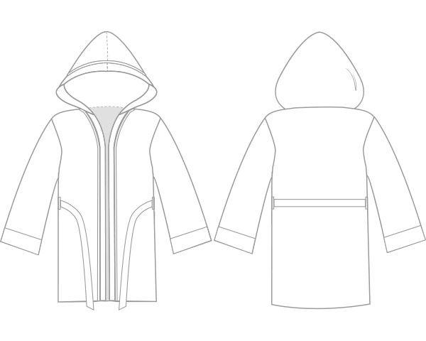 Boxxerworld Classic Robe