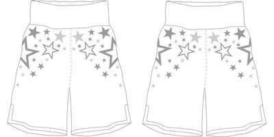 Superstar BX | Custom Boxing Shorts & Trunks | Boxxerworld