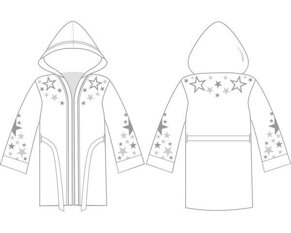 Boxxerworld Superstar Robe