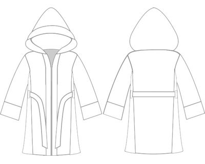 KSI style Robe | Custom Robes | Boxxerworld