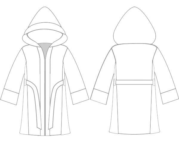 Boxxerworld KSI style Robe