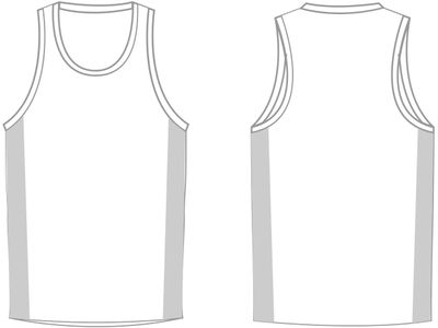 Side Stripe Vest | Custom Vests | Boxxerworld