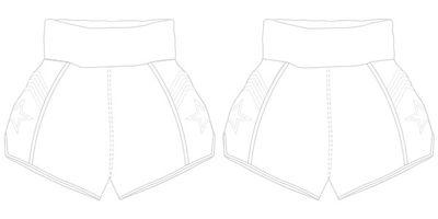 Fight Squad MTS | Custom Muay Thai Shorts | Boxxerworld