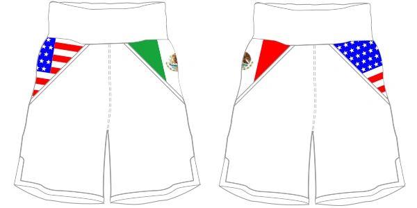 Boxxerworld Mexican USA BX