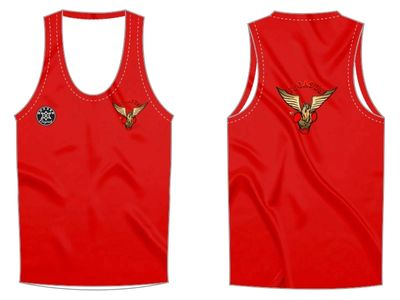 Fight or Flight Red | Custom Vests | Boxxerworld
