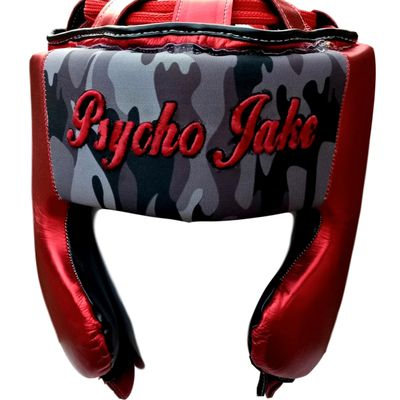 Cheek Piece Head Guard (Tyson) Jacob Head Guard