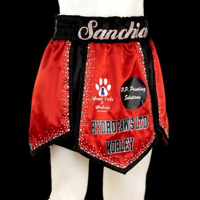 THOR Gladiator Sanchia Gladiator Shorts