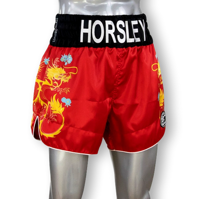 DRAGON MTS Charlotte Muay Thai Shorts