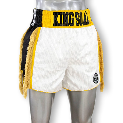 Side Stripe MTS Michael  Muay Thai Shorts
