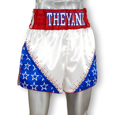 STAR QUALITY MTS Henry Muay Thai Shorts