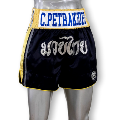 WINNER MTS Sotiris Muay Thai Shorts