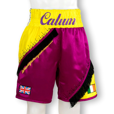 ZX BX Calum Boxing Shorts & Trunks