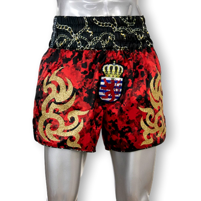 THAI KANOK1 MTS Vincent Muay Thai Shorts