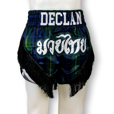 BRIT MTS Declan Muay Thai Shorts