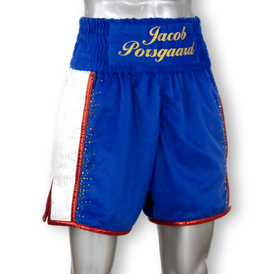 Side Stripe BX Jacob Boxing Shorts & Trunks