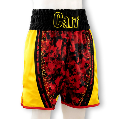 Warrior BX Matthew Boxing Shorts & Trunks