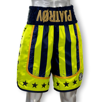 Creed II BX Mikkel Boxing Shorts & Trunks