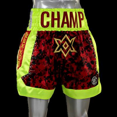 COTTO BX Boxxerworld  Boxing Shorts & Trunks