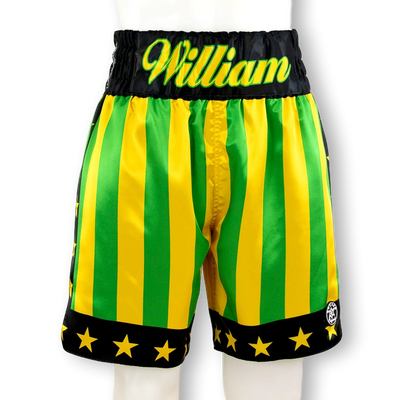 CREED BX Kelly Boxing Shorts & Trunks
