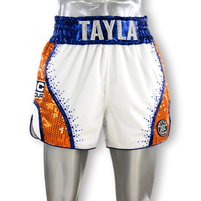 Tayla Muay Thai Shorts