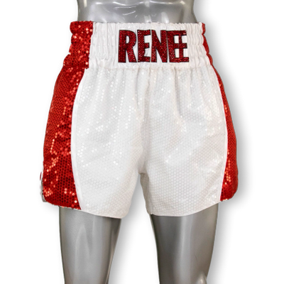 KNOCKOUT MTS Renee Muay Thai Shorts