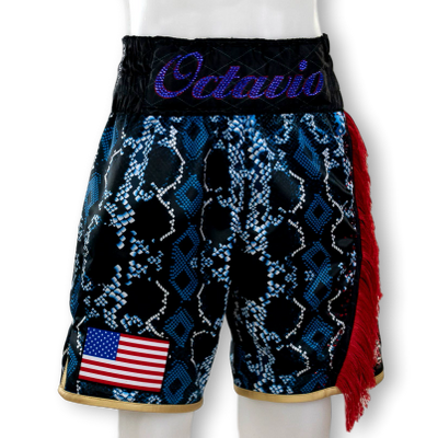 Smooth BX Pablo Boxing Shorts & Trunks