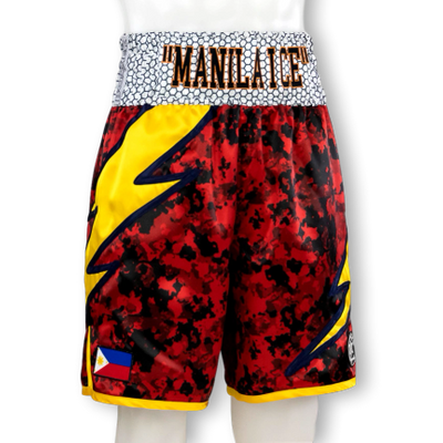 Lightning  Lawrence Boxing Shorts & Trunks