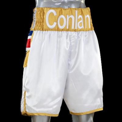 Great Britain BX Conlan Boxing Shorts & Trunks