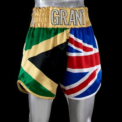 JAMAICA UK Andre Boxing Shorts & Trunks