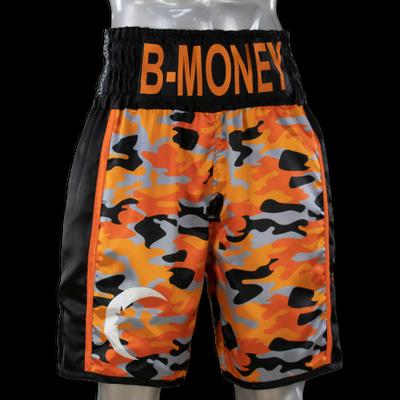 Side Stripe BX Bryan Boxing Shorts & Trunks