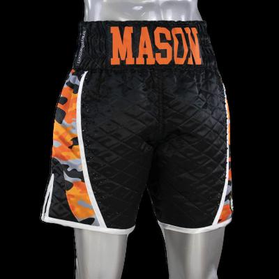 Courage BX Mason Boxing Shorts & Trunks