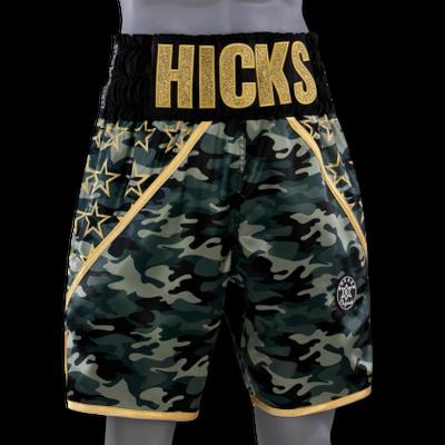STAR QUALITY BX Derrick Boxing Shorts & Trunks