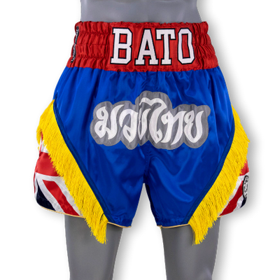 BRIT MTS Gareth Muay Thai Shorts