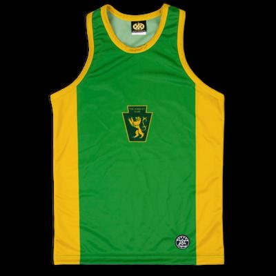 Side Stripe Vest Damian Vests