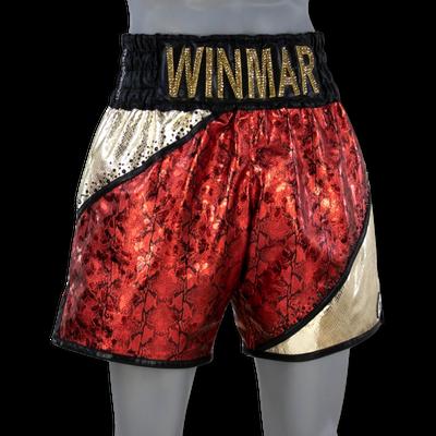 ZX BX Jason Boxing Shorts & Trunks