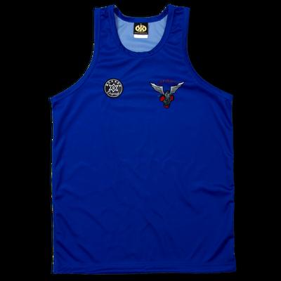 Fight or Flight Blue Tommy Vests