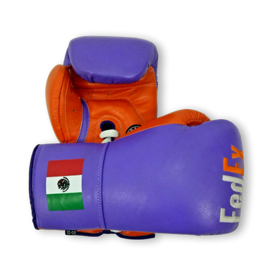 Gloves Laced / Flat Uriah Boxing Gloves