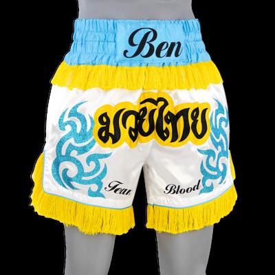 THAI KANOK1 MTS Ben Muay Thai Shorts