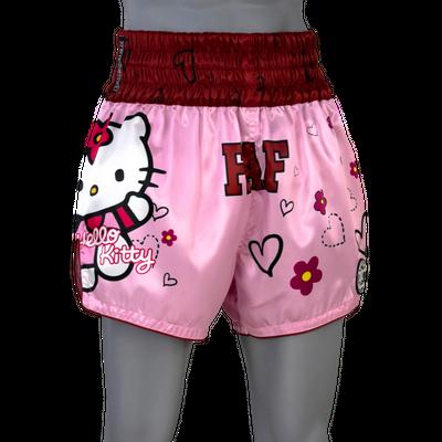HELLO KITTY MTS Sophie Muay Thai Shorts