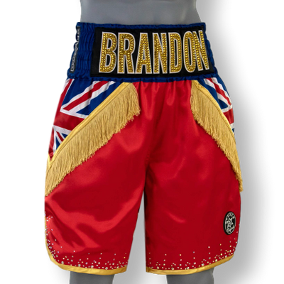 Brit BX Ian Boxing Shorts & Trunks