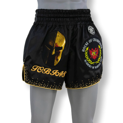 Classic MTS Christian Muay Thai Shorts