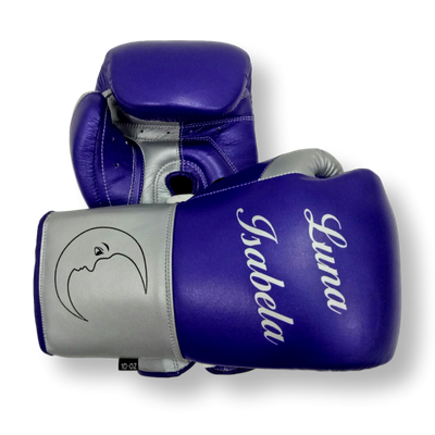 Gloves Laced / Flat Cynthia Boxing Gloves
