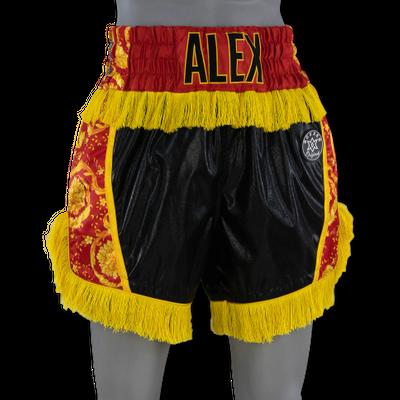 KNOCKOUT MTS Paula Muay Thai Shorts