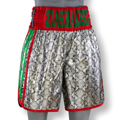 PIN STRIPE BX Camille Boxing Shorts & Trunks