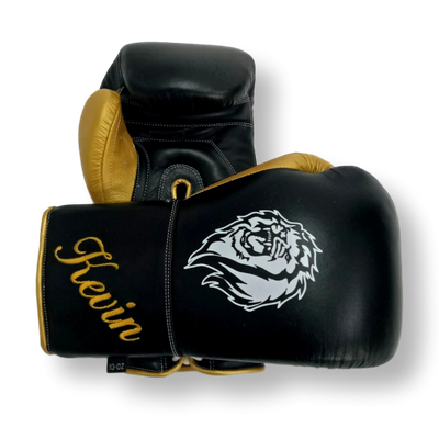 Gloves Laced / Flat Michele Boxing Gloves