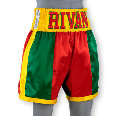 All Mayweather BX Tahir Custom Boxing Shorts & Trunks