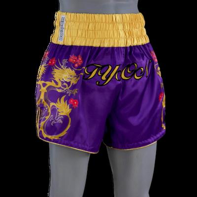 DRAGON MTS Christina Muay Thai Shorts