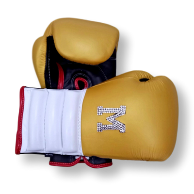 Gloves Laced / Ridged Caesar Boxing Gloves