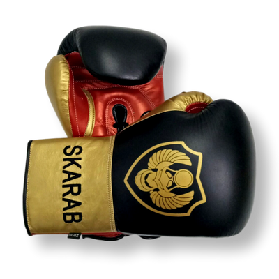 Gloves Laced / Flat Shantelia Boxing Gloves